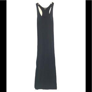 Topshop Maxi Dress Form Fitting Womens 2